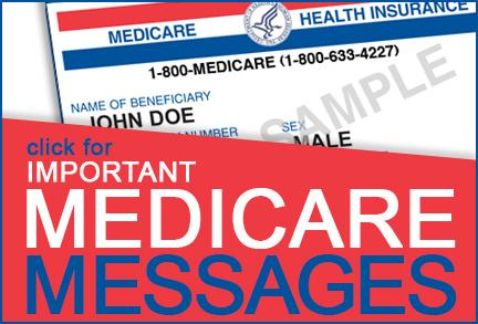 Click for important Medicare messages